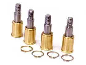 88 5580 038 - BMW Brass Guide Bushing Upgrade Set