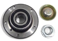 31 22 6 757 024 - BMW E36, E46 and Z3 Front Hub with Wheel Bearing, Nut and Dust Cap