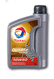 802244 - TOTAL QUARTZ RACING - SAE 10W50 - 1 Liter