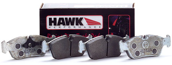HB362N.642 - Hawk HP Plus Racing Brakes FMSI: D683 BMW E46 M3, 330 _ E53 X5 Rear
